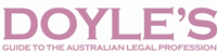 Doyle's Guide Logo