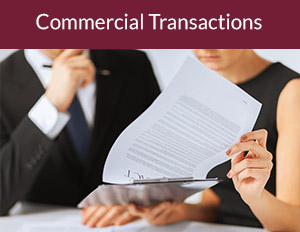 Commercial Transaction